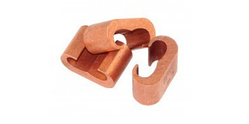 Copper 'C' Type Connectors Manufacturer, Exporter and Supplier