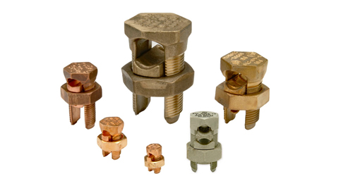 Split Bolt Connector Manufacturer, Exporter and Supplier